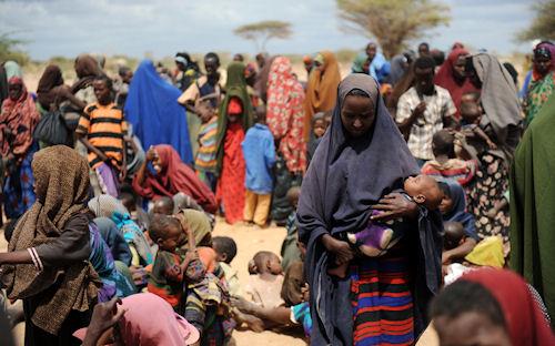 Cuerno de África: En el borde de la crisis humanitaria - Hambruna en Somalia y Kenya
