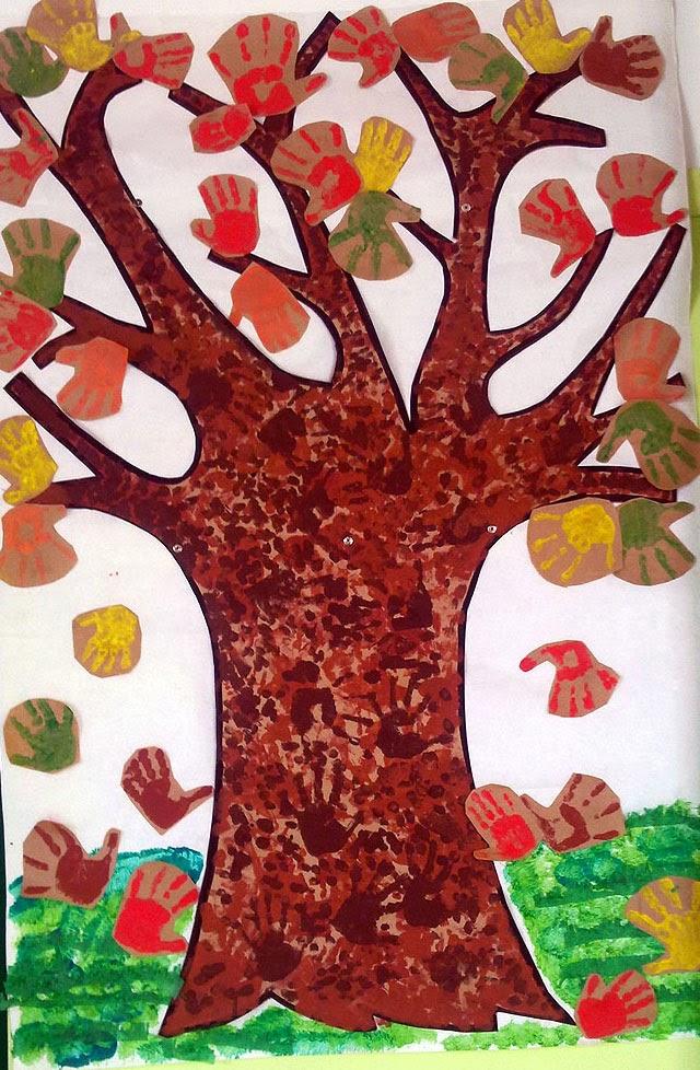 Super NOTIZIE IN CIRCOLO: L'autunno visto dai bambini della scuola dell  YU45
