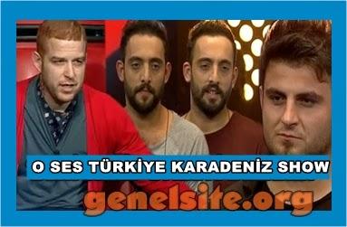 O ses Türkiye Karadenizli İkizler