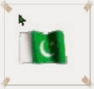 How To Change Your Mouse Cursor Into Pakistan Flag