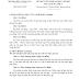 Đáp án Đề thi Đại học môn Văn Sử khối C năm 2013 của Bộ Giáo Dục