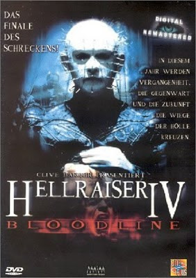 Hellraiser 4 Dublado 1996