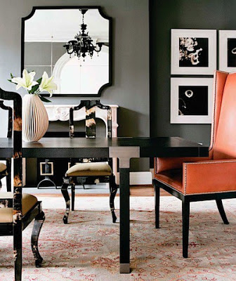 designing home: is coral an 80's colour?