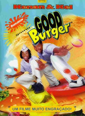 Filme Poster Good Burger DVDRip XviD & RMVB Dublado-TELONA
