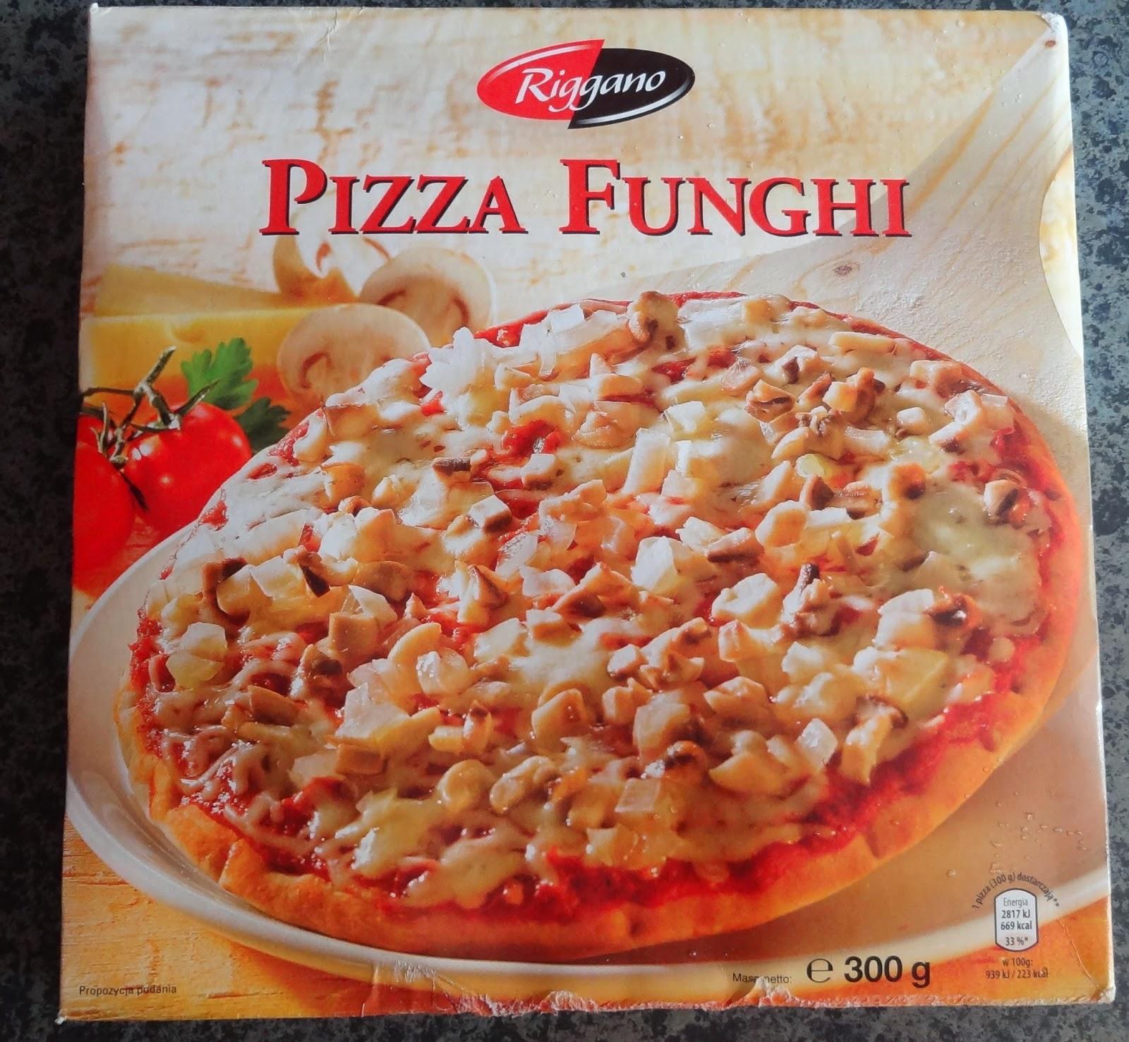 Riggano Pizza Funghi