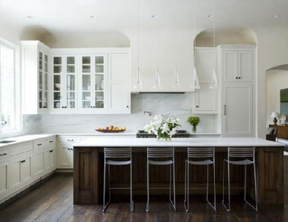 modern white kitchen cabinets Cabinets for Kitchen: Modern White Kitchen Cabinets