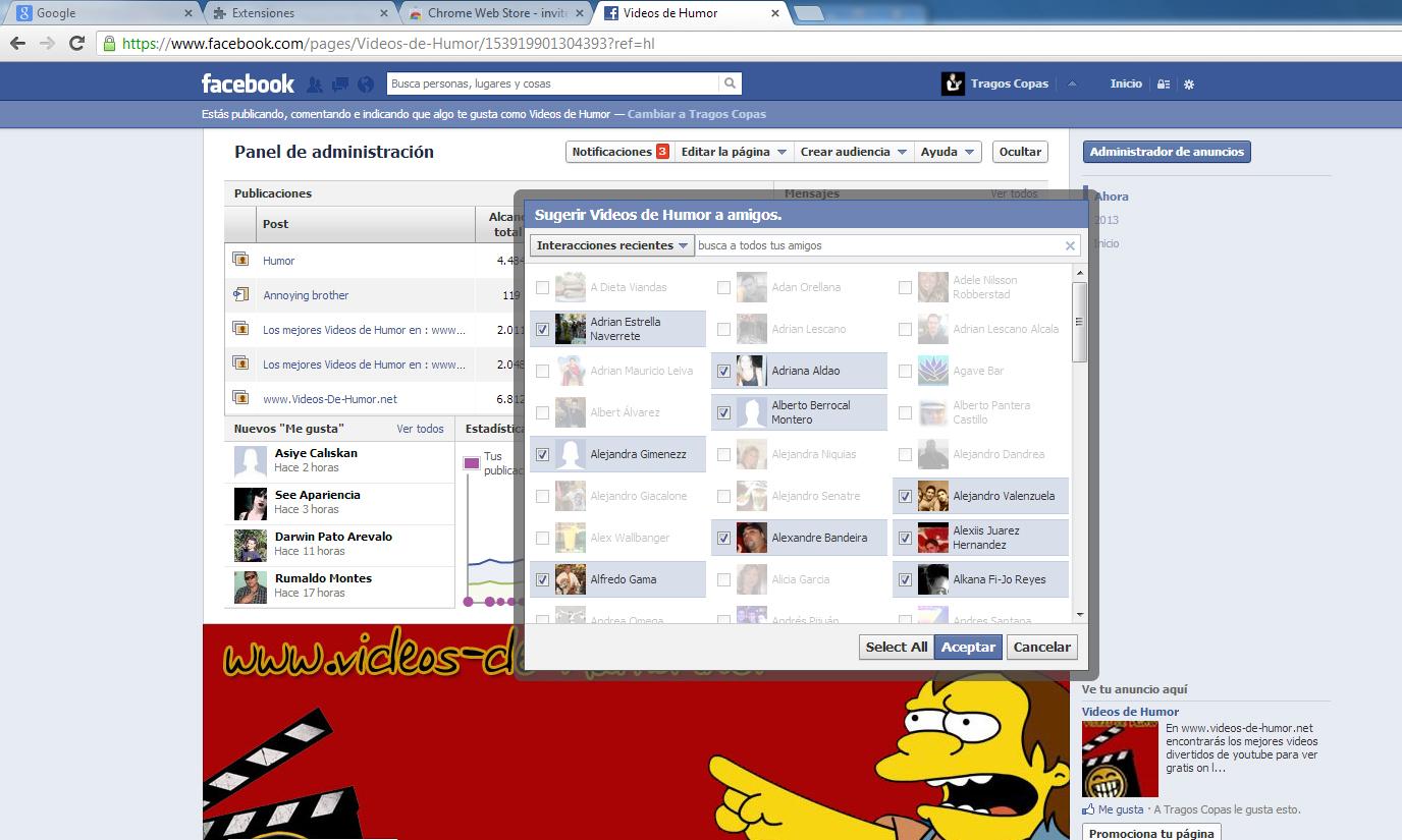 Facebook: invita  a todos  tus  contactos  con este sencillo truco aplicacion Como+invitar+a+todos+tus+contactos+a+un+evento+o+una+pagina+en+Facebook4