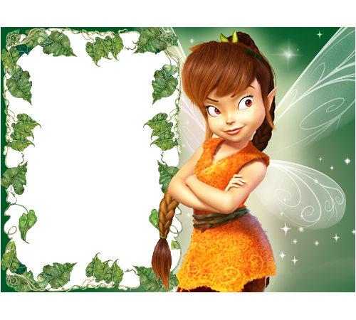 Brown Fairy