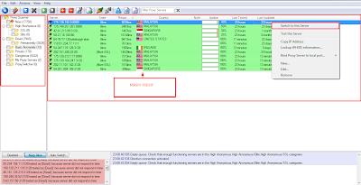 Solusi Terbaru Mencari Proxy Untuk Internetan Gratis