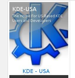KDE-USA Community