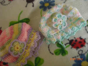 Tam Bonnet for preemies!