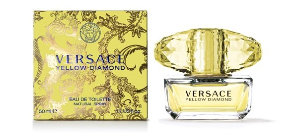 Amostra Gratis Perfume Versace Yellow Diamond