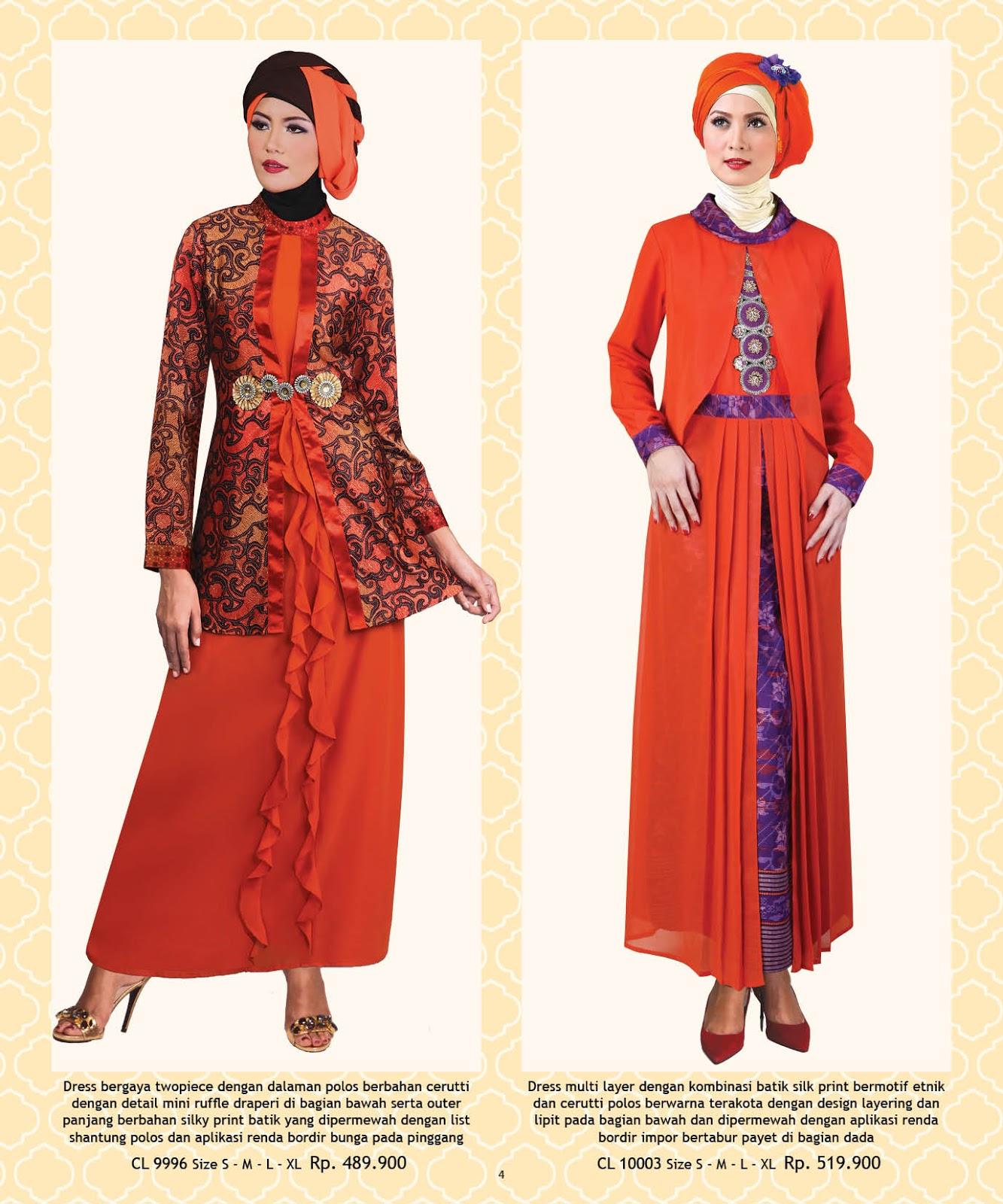 CALOSA Muslim Fashion
