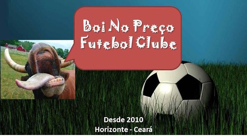 Boi No Preço Futebol Clube