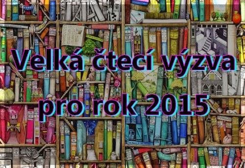 Velká knižní výzva 2015