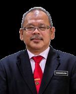 柔佛州教育局局长Tuan Haji Shaharudin bin Sharif