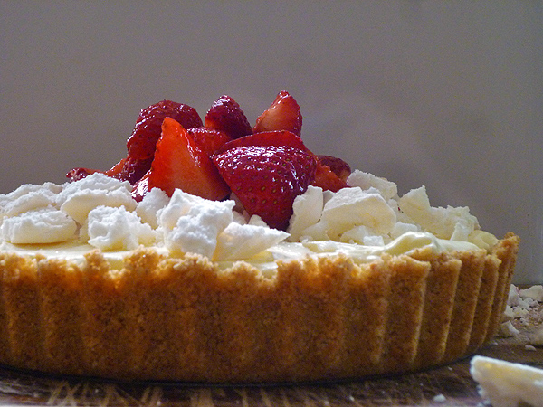 Eton Mess Cheesecake Recipe