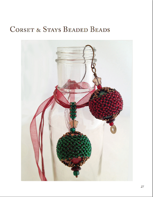 Chapter head: Corsets, Caps & Stays Beaded Beads