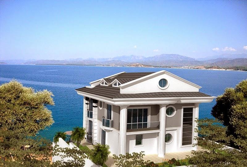 Купить очень дешево дом на берегу моря