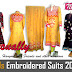 V.S Textile Mills Embroidered Suits 2013 | Winter Dresses 2013 By V.S Textile Mills | V.S Textile Clothes