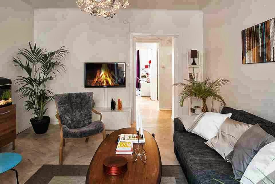 Apartamento en estocolmo con personalidad oasisingular - Apartamentos en estocolmo ...