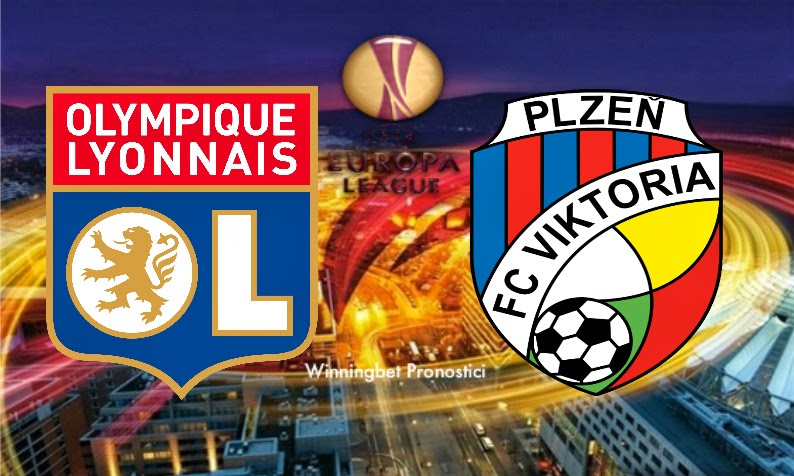 pronostico-Lione-Viktoria-Plzen-europa-league