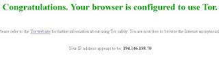 Membuka Situs Terblokir (Gunakan TOR Browser)