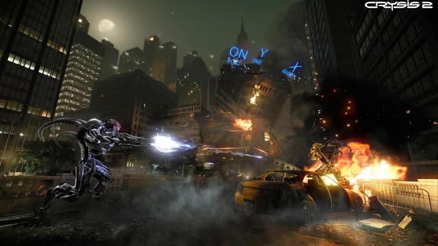 Crysis 2 Wallpaper Image