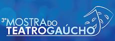 3ª MOSTRA DO TEATRO GAÚCHO De 19 a 29 de março de 2015 Teatro da AMRIGS - Avenida Ipiranga, 5311 -