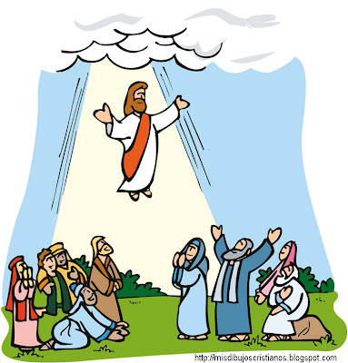 Ascension de Jesus