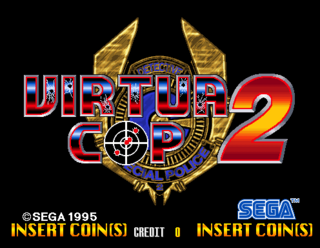 Virtua Cop 2 Games Free Download