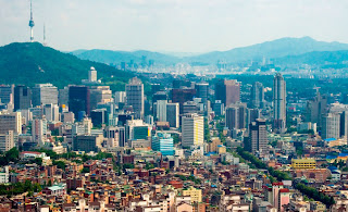 Kota Seoul Terkini setelah 60 tahun