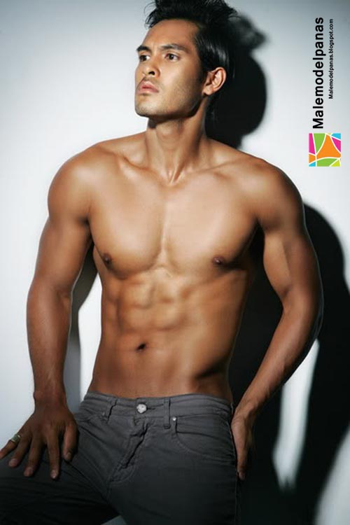 Vietnam male model