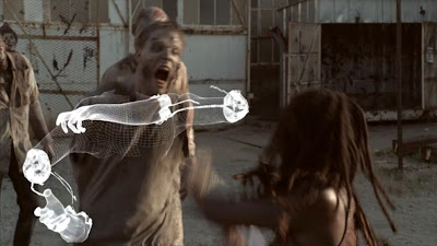 The Walking Dead Season 3 Visual Effects