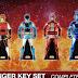 Ranger Key | Metal Hero Keys completas