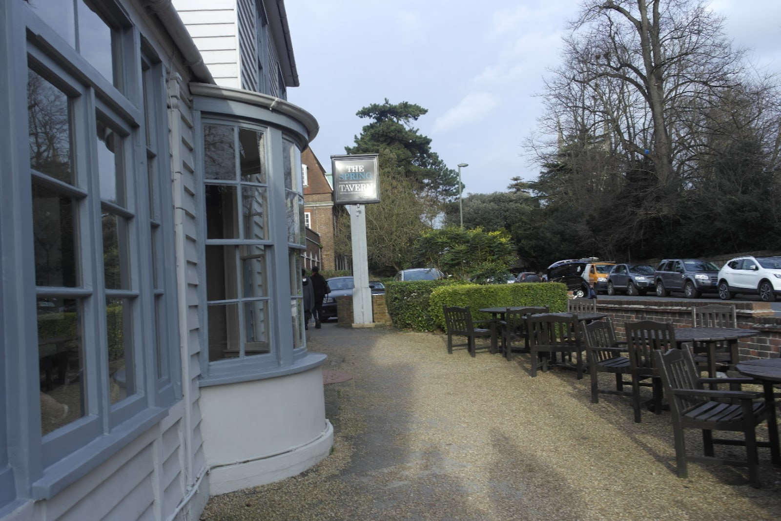 Spring Tavern, Ewell