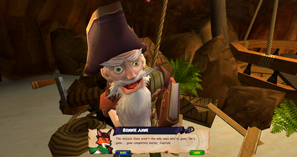 Pirate101 Sneak Preview