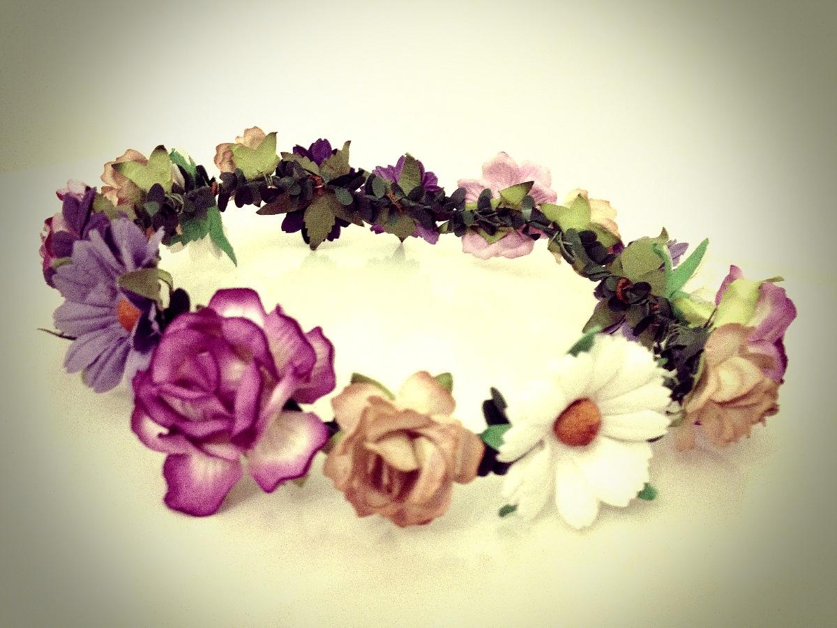 Yokifur las coronas de flores - Coronas de flore ...