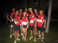 Participants from Lexmark Running Club (LIPI)