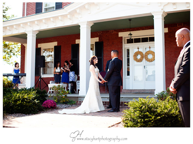 Copyright Stacy Hart Photography - Maryland Wedding Photographer