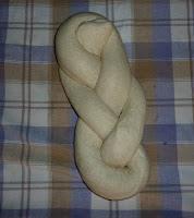 Treccia pane-ingrediente perduto