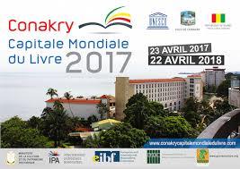 Conakry Capital Mundial del Libro 2017