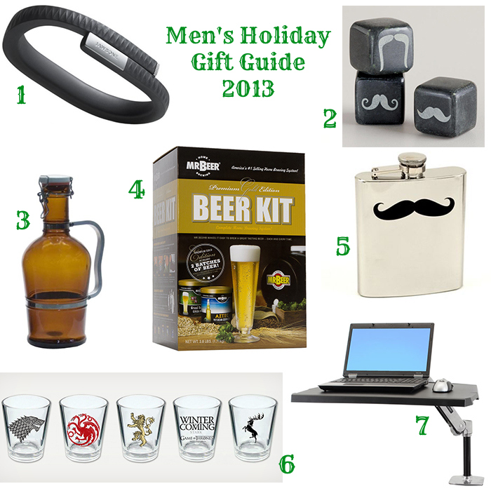 Christmas Gifts For Him 2013 Part - 18: Menu0027s Holiday Gift Guide. Dec 4, 2013
