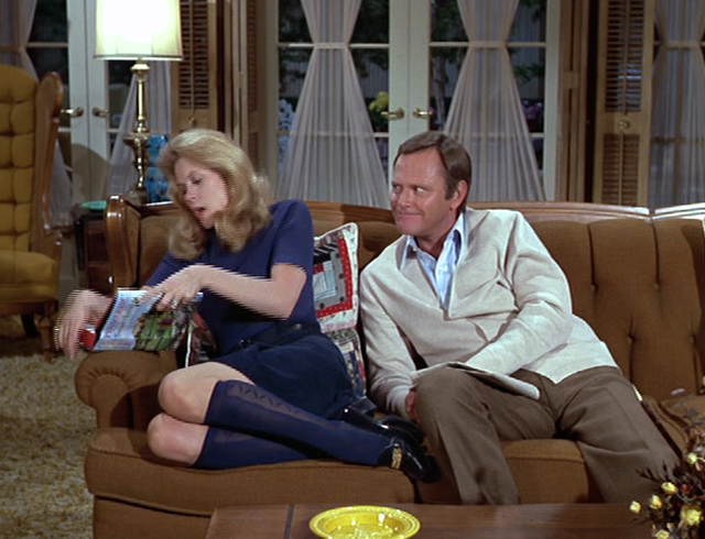 Just seeing Elizabeth montgomery pantyhose