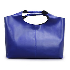 Our Blue Tote, Many Colors Available
