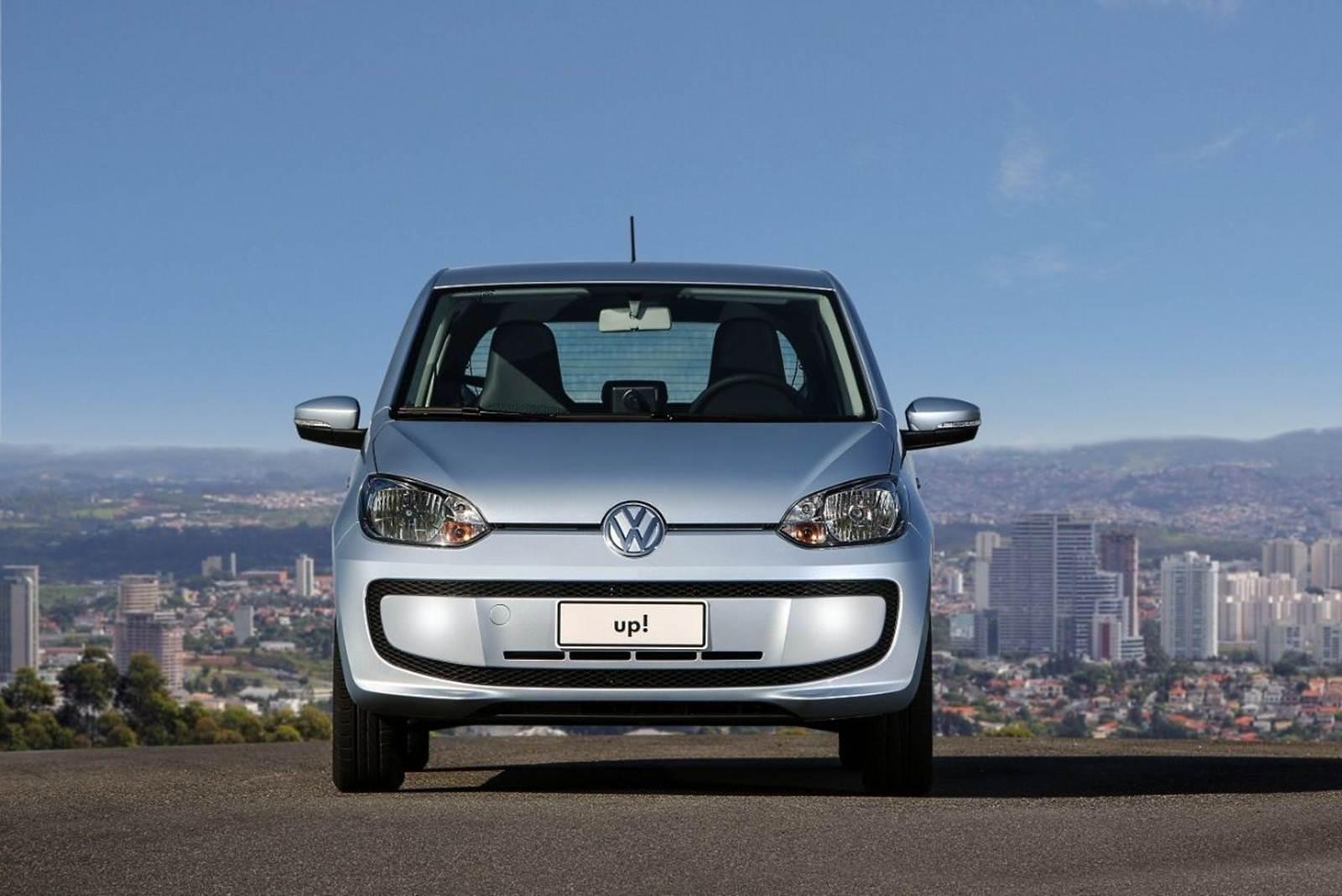 Volkswagen move-up! - versão intermediária