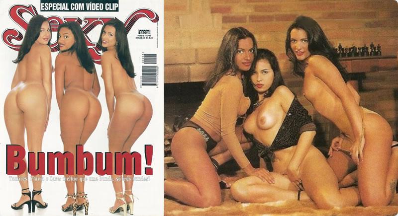 Sexy Especial Julho 1998 – Bumbum!