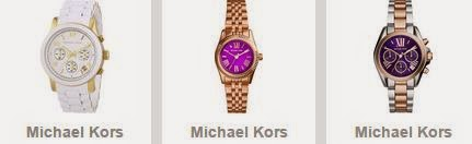 Ladies Michael Kors Watches On Sale