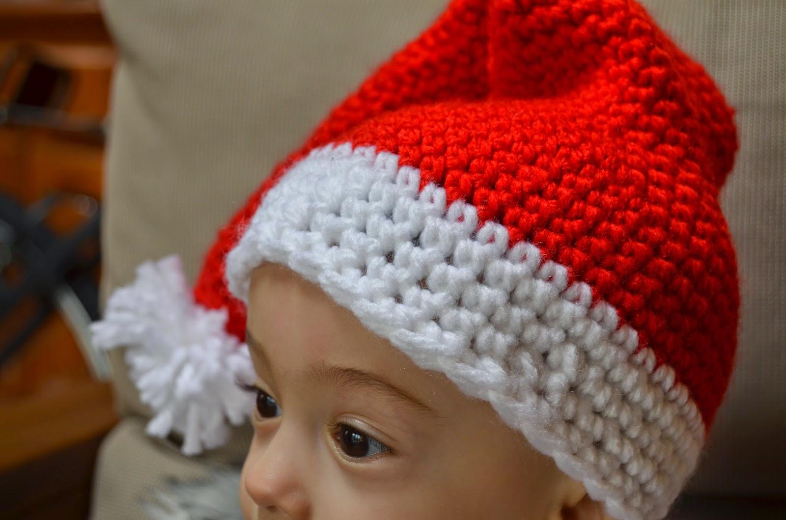 Lujo Santa Patrón De Tejer Sombrero Para Bebés Friso - Manta de ...