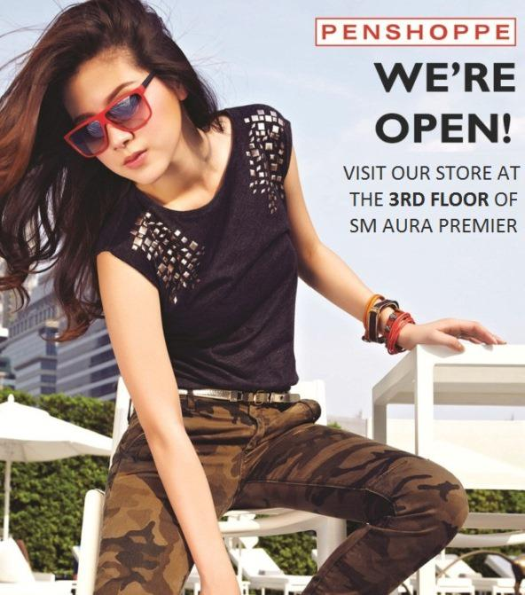 Shopping Sale | SM Aura Opening Promo
